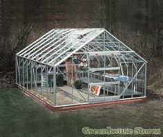 Elite Clique 12x10 Greenhouse Toughened