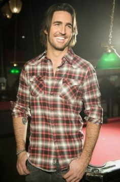 Jake Owen - i wouldn't mind some barefoot blue jean nights with him. except he won't be wearing any jeans of course.