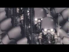 Jin Roh Face Of Death [Suicide Commando remix S.I.T.D] Jin Roh, Panzer, Comic Book, Video Games, Nerd, Death, Face, Anime, Movies