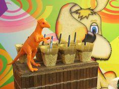 O dia que os dinossauros invadiram o parque… | Pequeninos