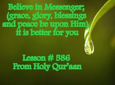 It has been mentioned in this verse that after giving the option to the human being, Allaah Almighty has told very clearly about the Straight Path by sending His Messenger (grace, glory, blessings and peace be upon Him). The Way of Messengers (peace be upon Them) is the Way of Belief. Having belief would prove best for the mankind at the end. Even after so much clearness, if any person disbelieves, then he/she should bear in mind that he/she cannot go out anywhere from the Omnipotence…