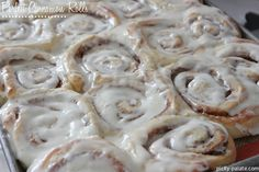 Perfect Cinnamon Rolls by Picky Palate