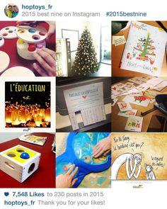 2015bestnine - hoptoys_fr's best nine on Instagram in 2015