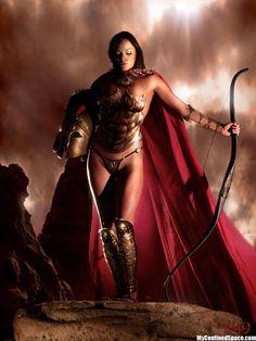 Spartan female
