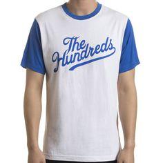 The Hundreds Conrad Tee (White) The Hundreds, Tees, Mens Tops, T Shirt, Fashion, Supreme T Shirt, Moda, T Shirts, Tee Shirt