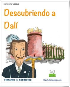 Descubriendo a Dali Salvador Dali, Twin Toddlers, Spanish Art, Artist Biography, Arte Pop, Teaching Materials, Animal Logo, Conte, Picasso