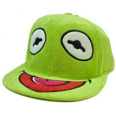 Muppet Babies Kermit Frog Green Jim Henson Furry Flat Bill Fitted 7 1/4 Hat Cap by Muppet Babies. $19.99. Brand New Item with Tags. Official Licensed Product. 100% Polyester. Fitted. Fitted 7 1/4. Be truly unique with this one of a kind hat. Flat Bill hat features all around furry material, giving the hat dimension and a funky style. Fitted hat, size 7 1/4. Authentic Jim Henson Muppet Babies hat.. Save 20%!