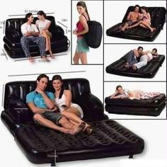 Buy sofa cum bed online in India at Lowest Price and Cash on Delivery. Offers and discounts on sofa cum bed at Rediff Shopping. Gift sofa cum bed online and compare sofa cum bed features and specifications! Inflatable Furniture, Inflatable Bed, Air Sofa Bed, Air Lounger, Buy Sofa, Single Sofa, Beds Online, Air Mattress, Lounge Sofa