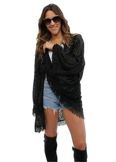Black Leopord Kimono – Sin Clarity Clothing