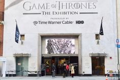 "46 Things I Learned At The ""Game Of Thrones"" Exhibit"