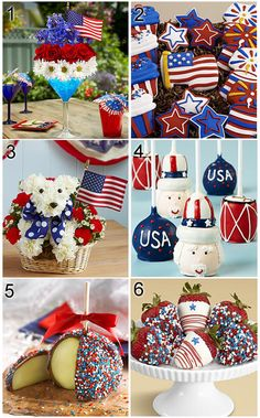 4th of July Party Gifts