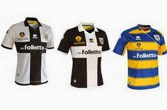 Nuevas camisetas de futbol 2014 2015 2016: Camisetas del Serie A para la temporada 2012 2013 :Camiseta PARMA 2012 2013
