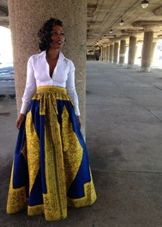 6 Ways To ROCK African Dresses & Prints - Sexy African Dresses for women in traditional & modern designs, wedding styles, plus sizes, unique Ankara. Elegant styles for prom from Ghana & Nigerian prints, formal styles that match natural hair.