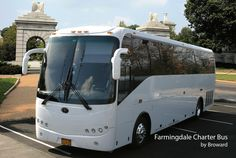 Long Island Charter Bus Service by Broward