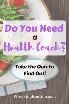 Working hard to lose weight, but not seeing results? Do you want to clean up your diet, but not sure what nutrition changes to make? This quiz will let you know if you need a health coach. Health Goals, Health And Wellness, Health Fitness, Weight Loss Tips, Lose Weight, Health Programs, Healthy Lifestyle Motivation, Strength Workout, Get Healthy