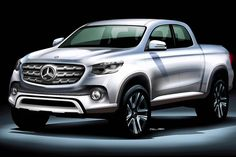 Mercedes Benz Ute German Hilux Rival To Launch In Australia 2018 Toyota Hilux 2018 Toyota Hilux