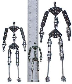 Stop-Motion Armatures for Stop-Motion Animation by Armaverse