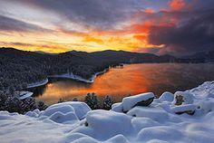 Pactola Lake, Black Hills, SD