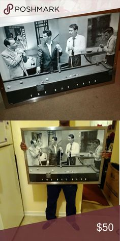 The rat pack Large photo of the rat pack Other
