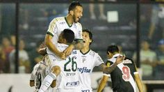 Brasileiro: Gols de Vasco 1 x 4 Palmeiras