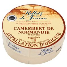 Reflets de France Camembert de Normandie at Ocado