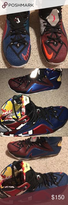 new style 98f87 54ed6 Nike Lebron 13