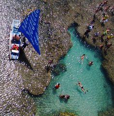 Porto de Galinhas Beach @ Brazil