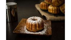 Pinapple banana bundt