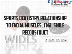 Dr. Claudia Cotca discusses the discipline of #Sports #Dentistry and correlation to comprehensive #diagnosis and #treatment of the #smile, #face, and #body #positional and functional #relationship!