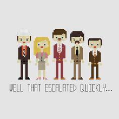 Hey, I found this really awesome Etsy listing at https://www.etsy.com/listing/126642205/anchorman-cross-stitch-pattern