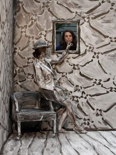 Alexa Meade Traps You Inside a Painting