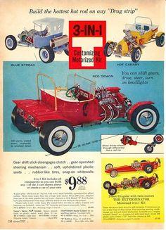 hot rod model kits book
