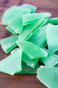 hard candy that looks just like sea glass!