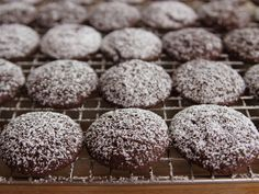 Brownie Cookies : Made with both baking chocolate and cocoa powder, these fuss-free cookies are packed with the rich flavor you crave from traditional brownies.
