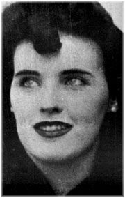 The Black Dahlia Murder--Elizabeth Short--It was mid-January, 1947, when Beth was last seen alive at the Baltimore Hotel. It was reported that she was to meet a gentleman. After leaving the hotel, she was never again seen alive.  Her body was found, severed, in the Crenshaw District January 15, 1947.and until the present day, nothing has been discovered about the killer