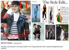 Vogue Feature