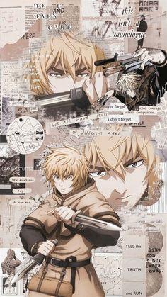 Anime Angel, Anime Demon, Manga Anime, Anime Art, Spirited Away Wallpaper, Vinland Saga Manga, Saga Art, Anime Gangster, Viking Character