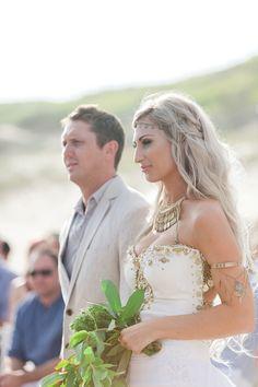 Beach Bohemian Wedding by Anina Harmse | SouthBound Bride
