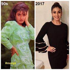"""1,782 Likes, 17 Comments - muvyz.com (@muvyz) on Instagram: """"#muvyz061517 #BollywoodFlashback Shahar Ki Ladki #raveenatandon #nowandthen 😍#muvyz #instapic…"""""""