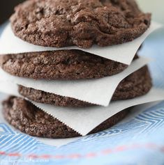 Bakery Style Chocolate Cookies and Cream Cookies 3