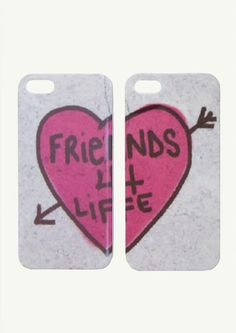 BFF iPhone 5 Cases | Cases & Charms | rue21