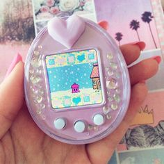 A brief overview of the cutest handheld mini videogame from Japan, the Tamagotchi P!