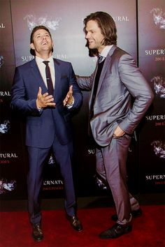 Jared and Jensen 200th episode party