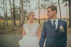 Real Wedding: Julia & Adam – Photography by Jake Thomas