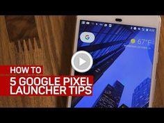 5 #Google #Pixel launcher #tips