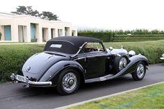 1938 Mercedes-Benz 540K | 1938 Mercedes-Benz 540K Cabriolet A