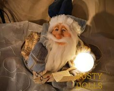 Rusty Dolls by Rustiikkitupa Santa Decorations, Santa Doll, Birch Bark, Hand Shapes, Christmas Baubles, Beautiful Hands, Art Dolls, Etsy Seller, Hand Painted