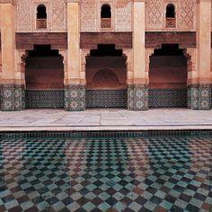 Medina of Marrakesh Morocco UNESCO