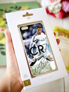 Cristiano Ronaldo CR7 Real iPhone 4,5,6 Case Samsung Galaxy S7/s6/s5/s4/s3 Case