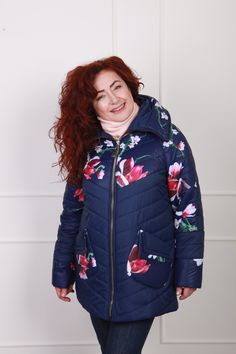 Модель 19 105 Зайди на сайт и узнай детали. #tm_miola Winter Jackets, Spring, Collection, Fashion, Winter Coats, Moda, Winter Vest Outfits, Fashion Styles, Fashion Illustrations